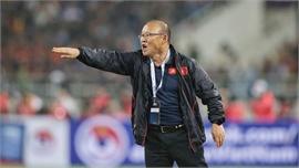 HLV Park Hang Seo và nỗi lo lực lượng tại AFF Cup 2020