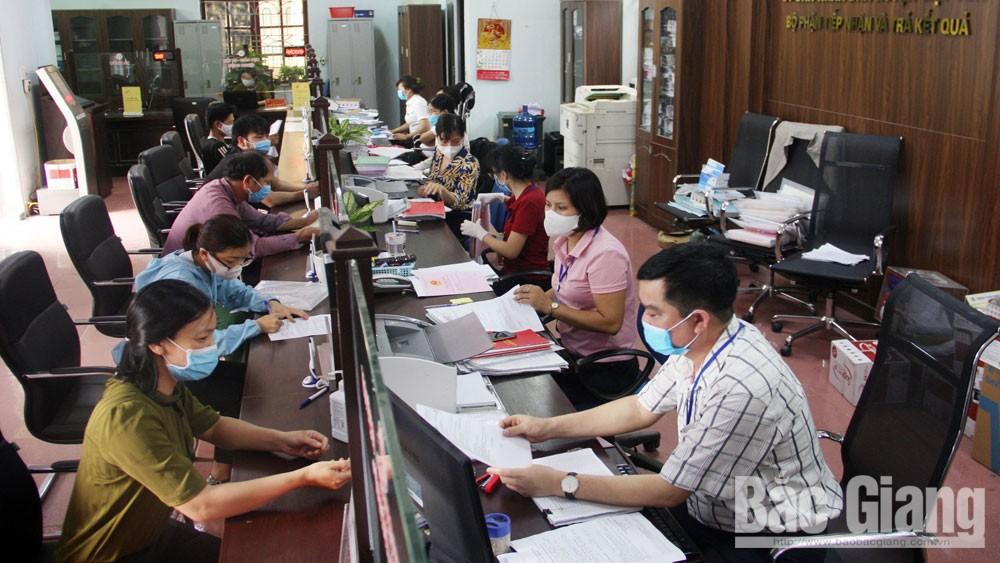 Cải cách hành chính: Kinh nghiệm của huyện Việt Yên