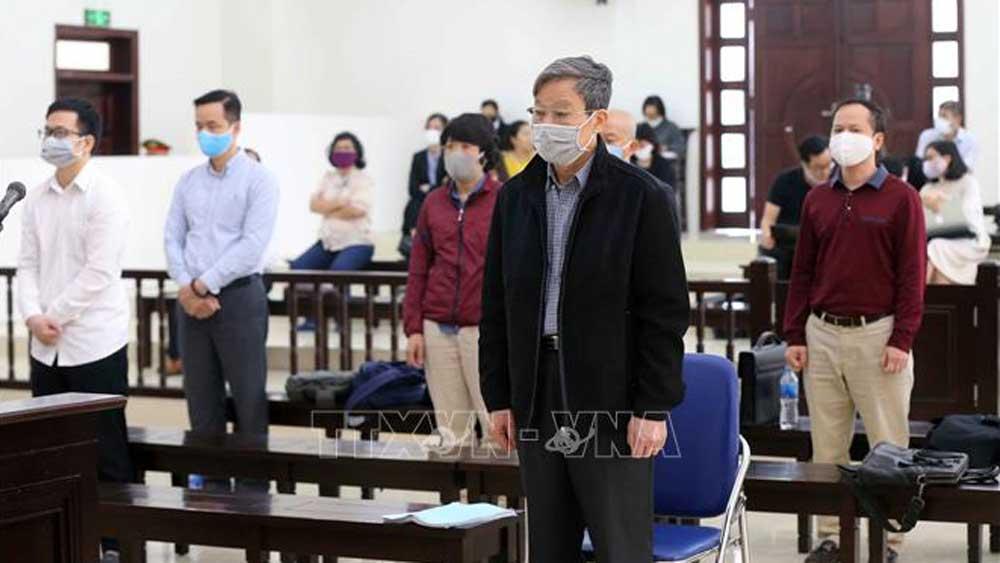 Tuyên y án chung thân đối với bị cáo Nguyễn Bắc Son