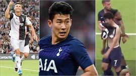 Son Heung-min đắt giá hơn cả thần tượng Ronaldo