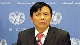 Việt Nam kêu gọi hợp tác quốc tế về thanh niên tại phiên họp của HĐBA Liên Hợp quốc