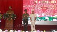 Đại tá Phạm Đăng Khoa được bổ nhiệm làm Giám đốc Công an tỉnh Hưng Yên