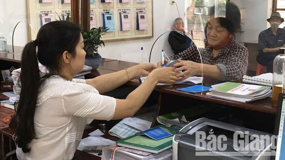 TP Bắc Giang hỗ trợ gần 7,5 nghìn đối tượng ảnh hưởng do dịch Covid-19