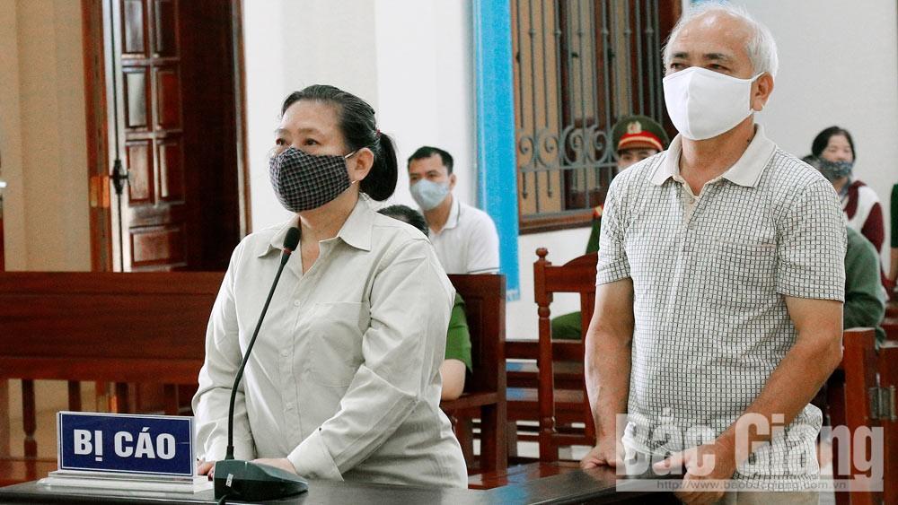 Lừa đảo chiếm đoạt tài sản, hai vợ chồng lĩnh án hơn 30 năm tù