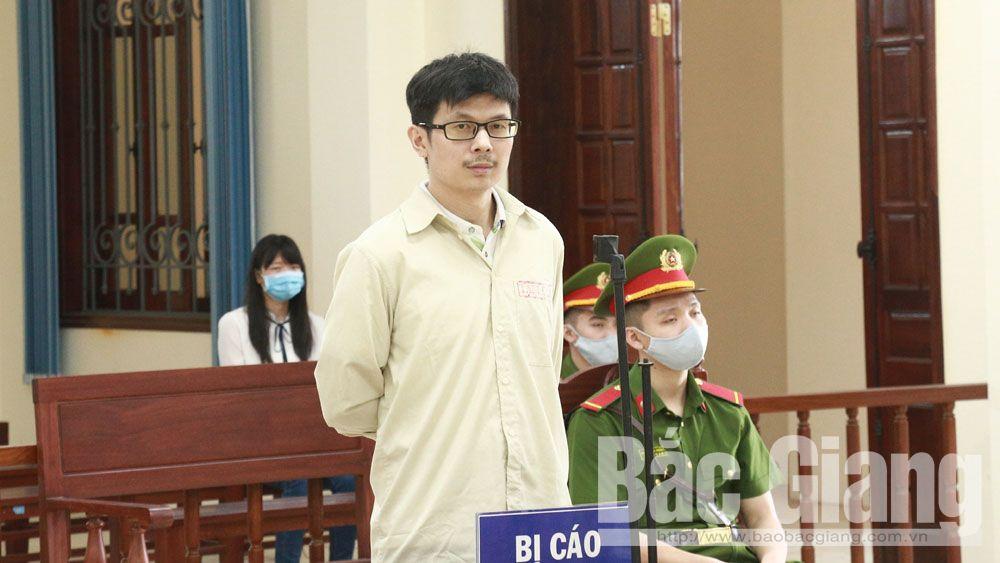 Buôn bán hàng cấm, một bị cáo người Trung Quốc lĩnh án 8 năm tù