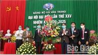 Việt Yên hoàn thành đại hội Đảng bộ các xã, thị trấn