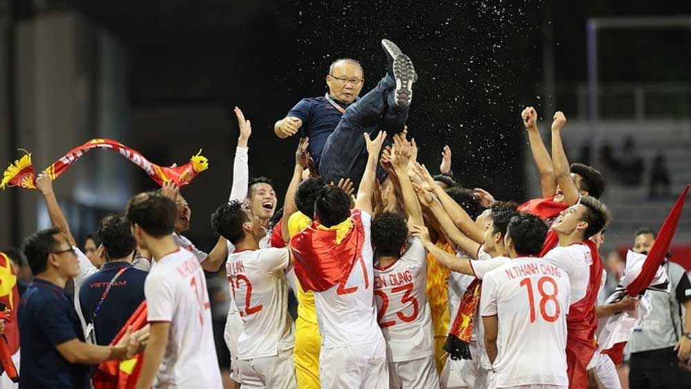 Vietnam football coach, South Korea, 40 most powerful, Coach Park Hang-seo, most influential celebrities, professional achievements