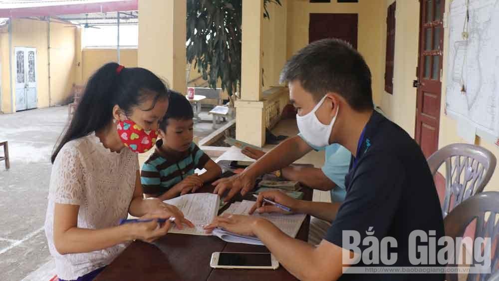 TP Bắc Giang: Kịp thời chi trả chế độ cho người gặp khó khăn bởi dịch Covid-19
