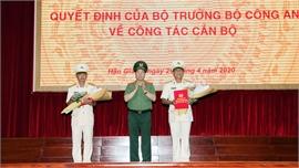 Thượng tá Huỳnh Việt Hòa giữ chức vụ Giám đốc Công an tỉnh Hậu Giang