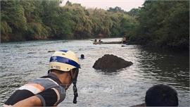 Tìm thấy thi thể học sinh lớp 12 bị chìm dưới đáy sông tại Bình Phước