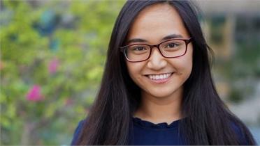 """Cô gái Việt nhận giải thưởng """"Sinh viên toàn cầu"""" năm 2020"""