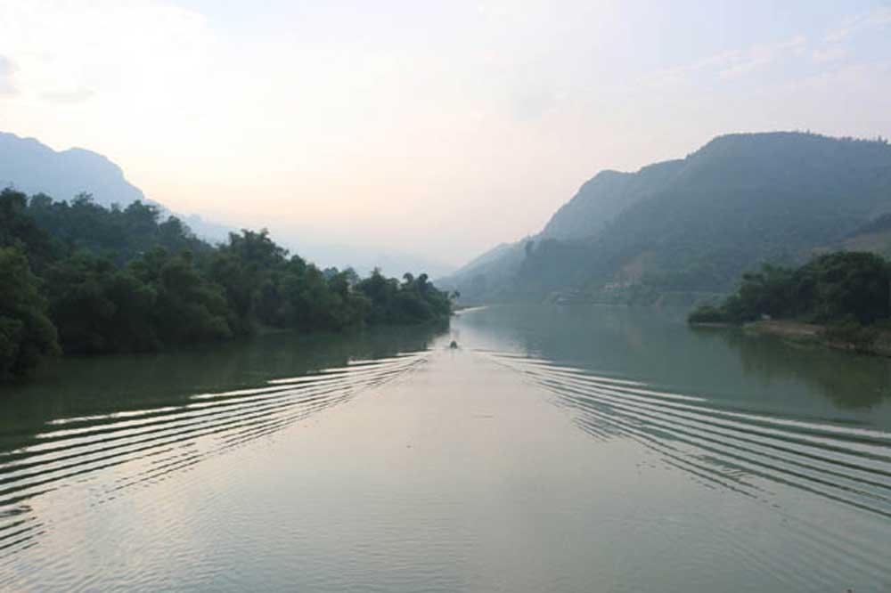 Căng Bắc Mê, địa chỉ đỏ, sông Gâm, Di tích lịch sử, văn hóa truyền thống, cách mạng