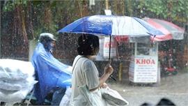 Thời tiết ngày 2/5: Bắc Bộ có mưa và dông rải rác, trời nắng nóng