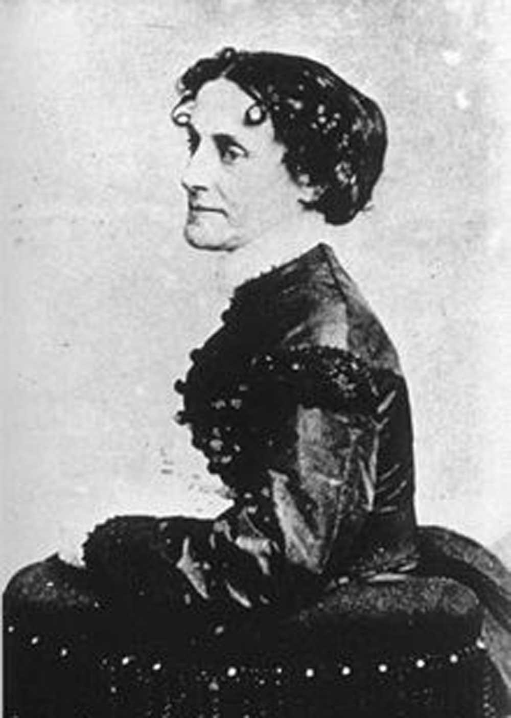 Nữ điệp viên, elizabeth van lew ,nội chiến mỹ