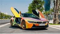 """BMW i8 – """"hàng hot"""" một thời của dân chơi Việt"""