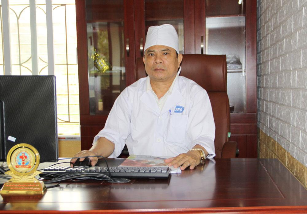 Bệnh viện Y học cổ truyền lanQ, Bắc Giang