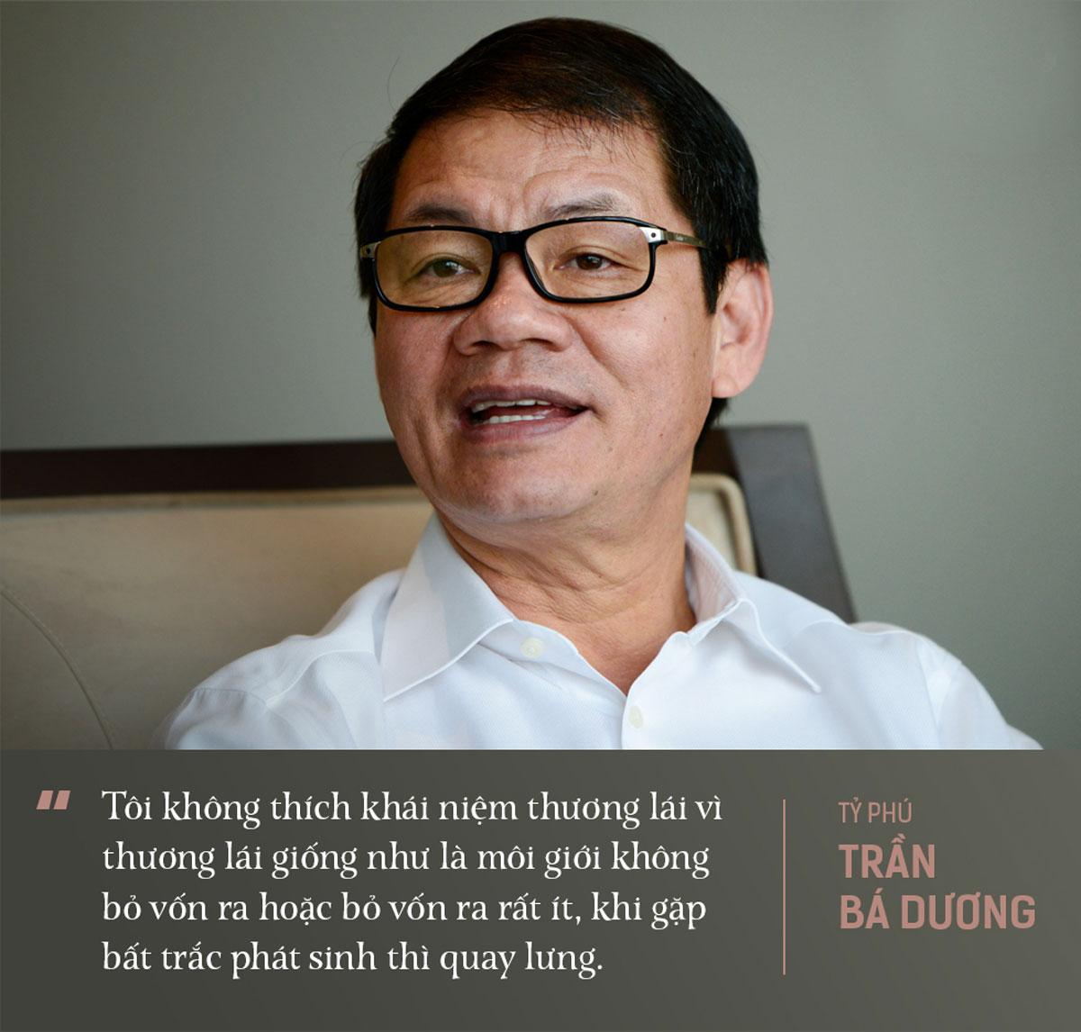 Tỷ phú Trần Bá Dương, góp phần, nâng tầm, nông nghiệp Việt Nam