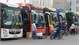 Normal service resumes on inter-provincial bus routes