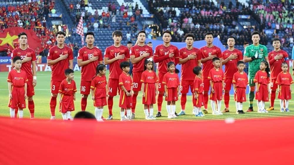 Vietnamese football heads towards two major tasks in 2020