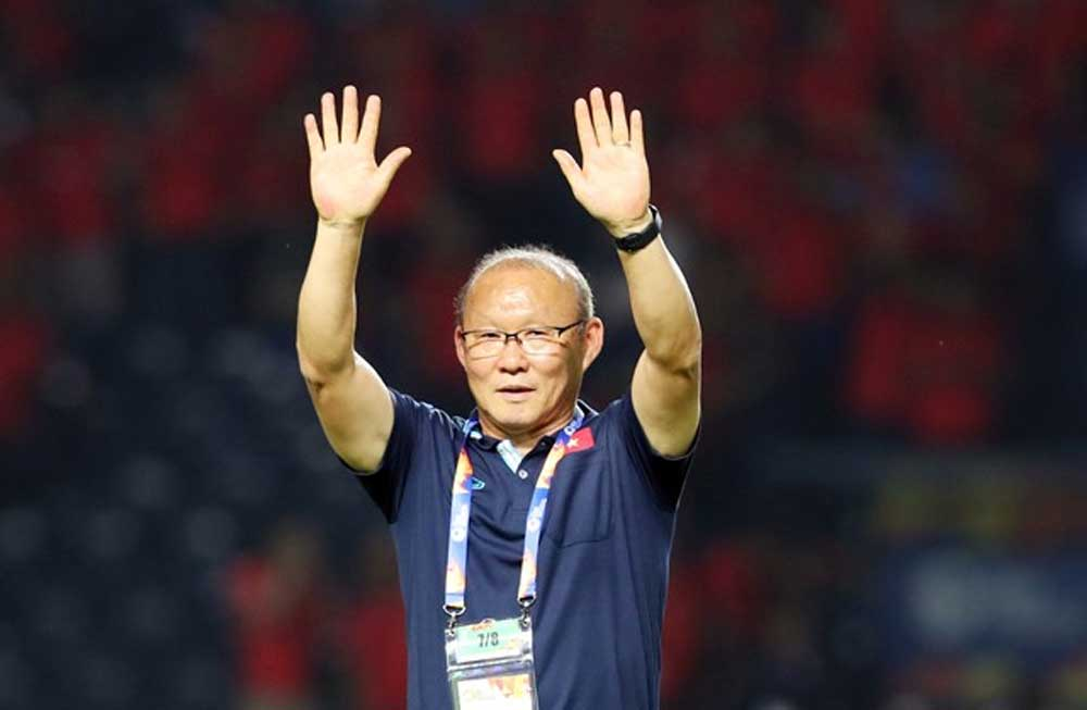 Vietnamese football, two major tasks, Covid-19 pandemic, 2022 FIFA World Cup Asian qualifications, regional ASEAN Football Federation, best possible results