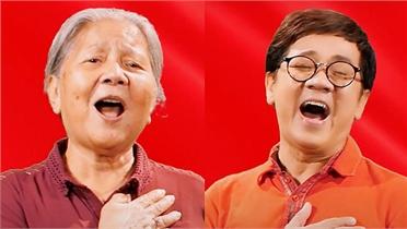 Hơn 50 nghệ sĩ quay MV 'Niềm tin chiến thắng'