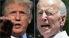 Bầu cử Mỹ 2020: Tổng thống D. Trump vượt qua ông J. Biden trong cuộc thăm dò tại Iowa