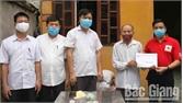 Hỗ trợ đột xuất người dân mắc bệnh ung thư