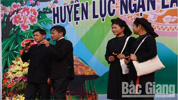 Luc Ngan preserves and promotes values of ethnic groups' folk songs