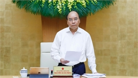 Thủ tướng Nguyễn Xuân Phúc: Phấn đấu tăng trưởng trên 5% trong năm 2020