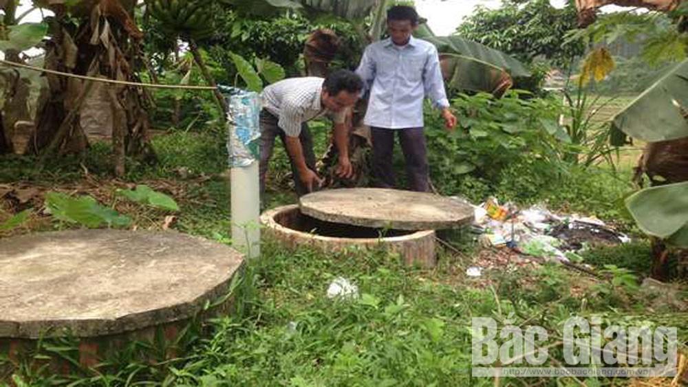Hỗ trợ xây dựng công trình khí sinh học quy mô nhỏ