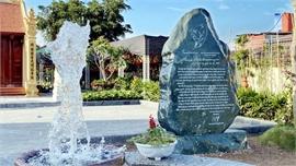 Kỷ niệm 66 năm Chiến thắng Điện Biên Phủ: Vườn kỷ vật mang tên Đại tướng ở Hải Phòng