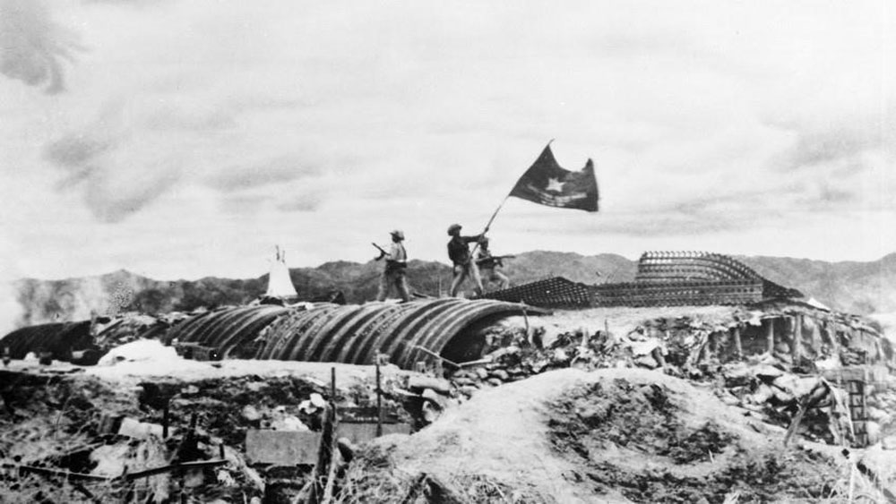 Heoic Yen The in Dien Bien Phu campaign