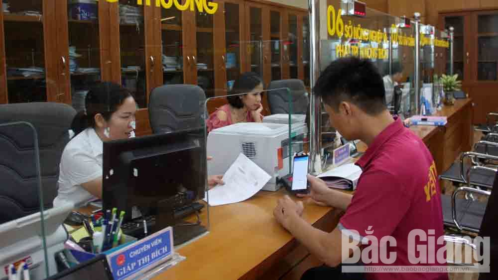 55 Bac Giang's online public services integrated to National Public Service Portal