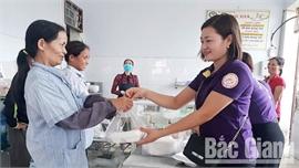 Hội Chữ thập đỏ Bắc Giang-cầu nối nhân ái