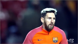 Nghệ thuật rê bóng đầy ma thuật của Lionel Messi