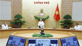 Thủ tướng làm việc với lãnh đạo thành phố Hồ Chí Minh về thúc đẩy phát triển KT-XH
