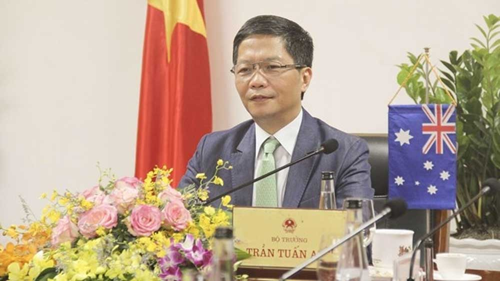 Vietnam, Australia to boost trade, investment after Covid-19 pandemic