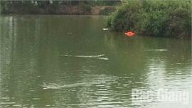 Cứu cháu trai, một phụ nữ ở Việt Yên tử vong do đuối nước