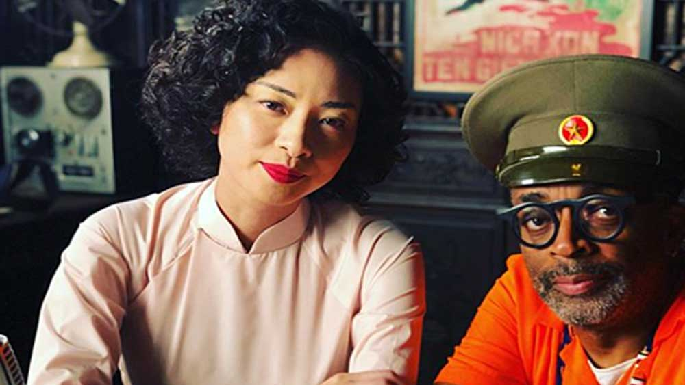 Spike Lee war epic starring Vietnamese actress to hit Netflix