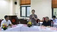 Tư vấn, góp ý vào dự thảo Báo cáo chính trị Đại hội Đảng bộ tỉnh Bắc Giang lần thứ XIX