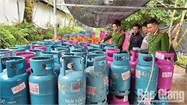 Quản lý thị trường gas: Tăng kiểm tra đột xuất,  xử lý nghiêm vi phạm