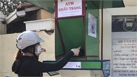 """Trường CĐ Y tế Lâm Đồng sáng tạo máy """"ATM khẩu trang"""""""