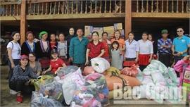 Tổ chức nhiều hoạt động hỗ trợ cho người dân có hoàn cảnh khó khăn