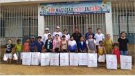 Học sinh giỏi cấp quốc gia với hàng chục dự án thiện nguyện, hỗ trợ cộng đồng