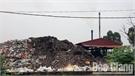 Yên Dũng: Đến hết tháng 8/2020 xử lý xong lượng rác tồn lưu