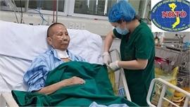 Hành trình hồi sinh cho hai bệnh nhân Covid-19 nặng nhất Việt Nam