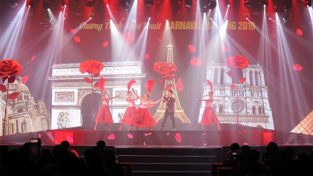Chương trình nghệ thuật, Chào hè Hạ Long, Quảng Ninh 2020, kích cầu du lịch nội địa, mùa Covid-19, truyền hình trực tiếp, sản phẩm du lịch mới