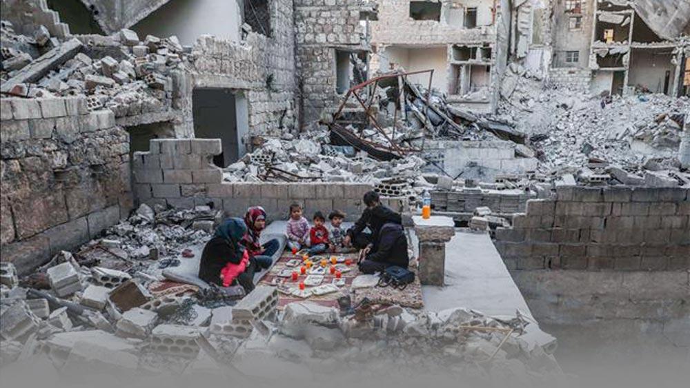 Liên hợp quốc, vũ khí hoá học, tại Syria, vũ khí hoá học Syria, dịch Covid-19