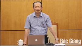 """Bắc Giang: Tháo gỡ """"nút thắt"""", đẩy nhanh tiến độ giải phóng mặt bằng các dự án"""
