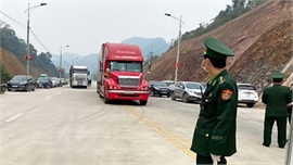 Mở lại một số cửa khẩu phụ, lối mở với Trung Quốc